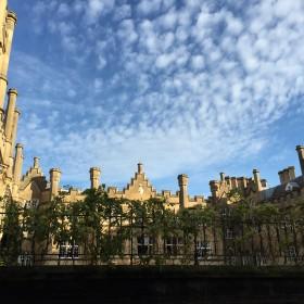 Cambridge Sidney Sussex