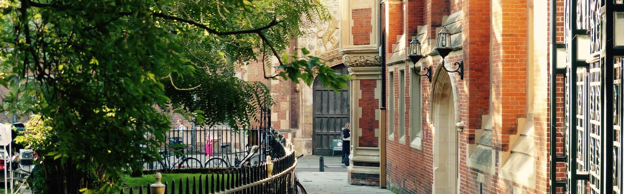 moving to Cambridge